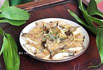 #快手又营养,我家的冬日必备菜品# 清蒸塔沙鱼的做法