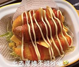 黄金土豆热狗(空气炸锅版)