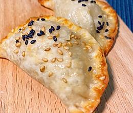 饺子皮之香蕉派的做法