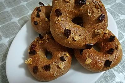 燕麦甜甜圈