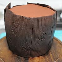 #马卡龙·奶油蛋糕看过来#暖色秋季—秋的收获—南瓜翻糖蛋糕的做法图解21