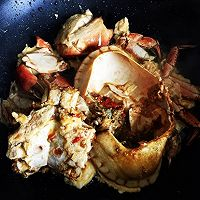 咖喱面包蟹的做法图解6