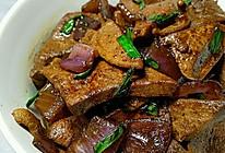 洋葱炒猪肝的做法