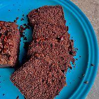 巧克力磅蛋糕|低碳生酮无糖的做法图解5