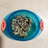 婴儿辅食之软煎平菇的做法图解6
