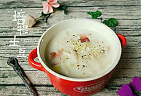 培根土豆蘑菇汤的做法