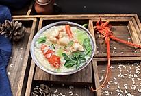 #做道懒人菜,轻松享假期#菜泡饭的做法
