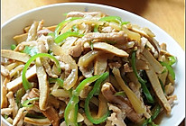 小榨菜大滋味----榨菜肉丝炒豆干的做法
