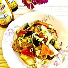 #太太乐鲜鸡汁芝麻香油#油面筋炒素