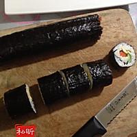 家庭版寿司的做法图解11