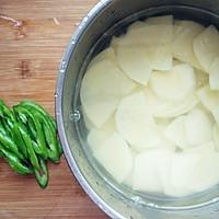 尖椒土豆片的做法图解2