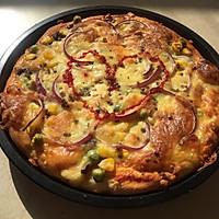 牛肉披薩的做法圖解12