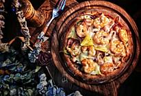 #钟于经典传统味#全家人分享的豪华至尊披萨的做法