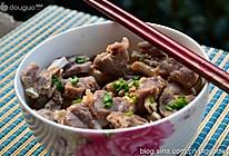 腌肉蒸凤爪的做法
