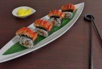 鳗鱼寿司的做法