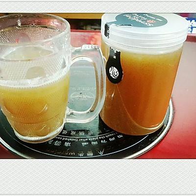 秋梨膏(罗汉果秋梨汁)