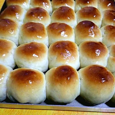 蜂蜜奶香小餐包