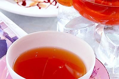 山楂梅子茶