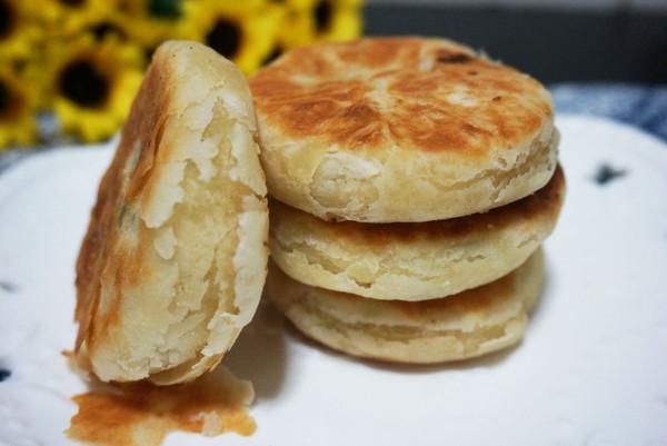 油酥豆沙饼