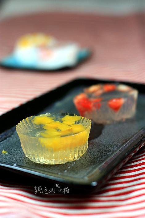 自制水果冻——夏天到给孩子做健康美味的甜品
