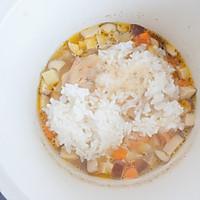 香菇鸡翅烩饭·辅食的做法图解7