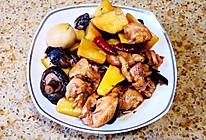 黄焖鸡(土豆烧鸡块)的做法