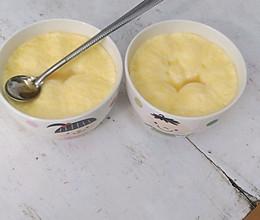 牛奶鸡蛋羹的做法