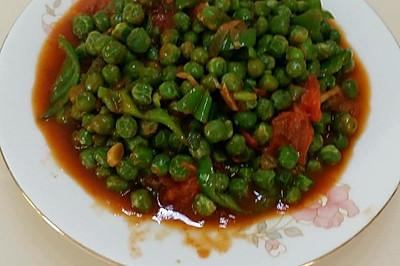 食材分类之豌豆