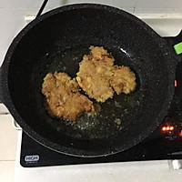 鸡腿汉堡的做法图解7