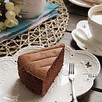 可可海绵蛋糕#长帝烘焙节华北赛区#的做法图解16