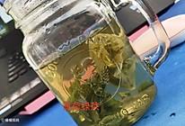 薄荷绿茶的做法