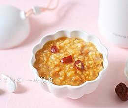红枣红糖小米粥的做法