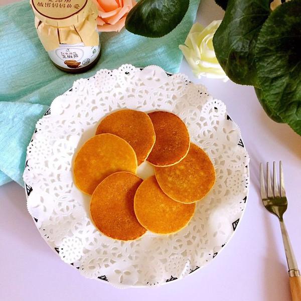 宝宝玉米小饼的做法