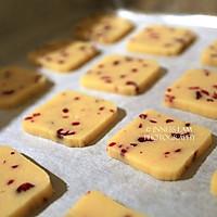 减糖版无添加【蔓越莓饼干】的做法图解5