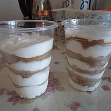 咖啡木糠蛋糕杯