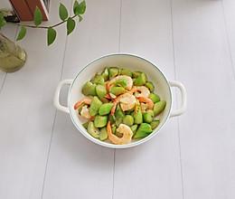 秋季缓解秋燥必吃丝瓜炒虾仁的做法