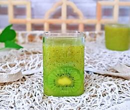 猕猴桃梨汁的做法
