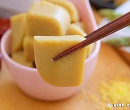小米山楂糕 宝宝辅食食谱的做法