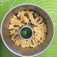 蔓越莓炼乳手撕面包的做法图解10