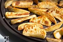 利仁电饼铛试用之烤薯角的做法
