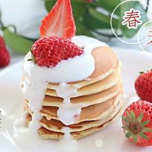 草莓松饼#舌尖上的春宴#