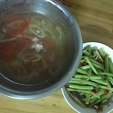 番茄瘦肉汤