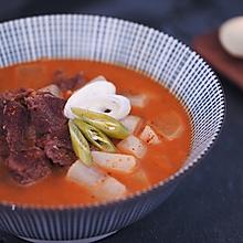 [快厨房]韩式辣牛肉汤