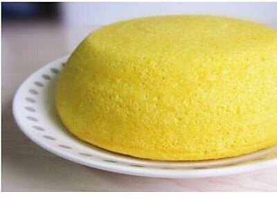 简单蒸蛋糕
