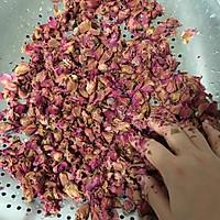 玫瑰花糖酱的做法图解2