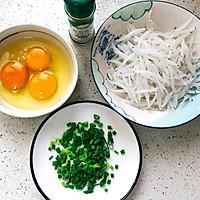 #父亲节,给老爸做道菜# 银鱼焖蛋的做法图解1