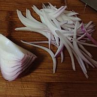 木耳拌洋葱----豆果菁选酱油试用之二的做法图解3
