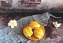 #人人能开小吃店#双色南瓜花卷的做法