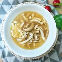 五分钟就能做好的菌菇汤:宝宝营养辅食食谱菜谱