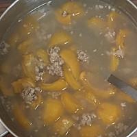 枇杷果浸瘦肉汤